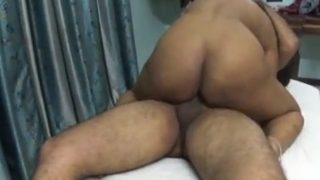 Desi Bhabhi Threesome Sex Video With Hubby And His Friend – HJ & BJ