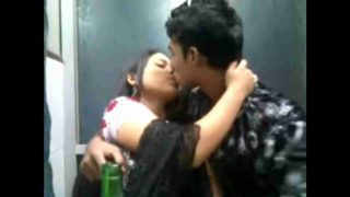 Desi Sex Video Of Beautiful 18+ Girl From Comilla Kissing Her BF In Cafe